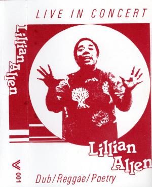 lillian-allen-1-concert-poster